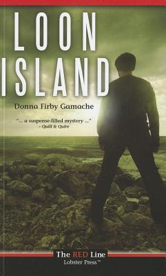 Loon Island by Donna Firby Gamache
