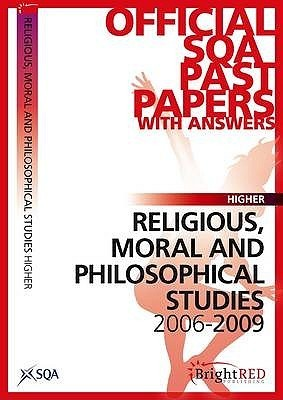 Higher Religious, Moral and Philosophical Studies 2006-2009.