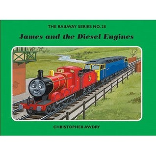 James And The Diesel Engines (The Railway Series, #28)