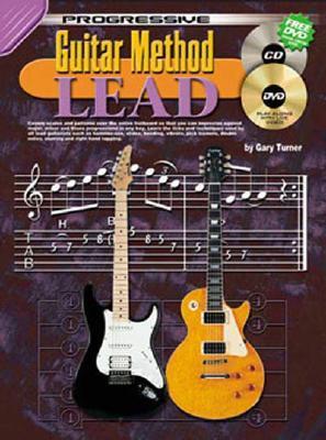 Guitar Method Lead Book/Cd/Bonus Dvd
