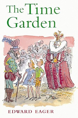 The Time Garden (Tales of Magic, #4)