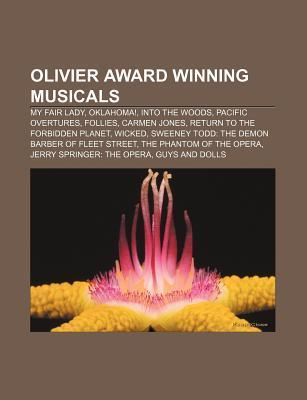 Olivier Award Winning Musicals: My Fair Lady, Oklahoma!, Into the Woods, Pacific Overtures, Follies, Carmen Jones