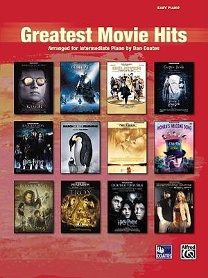 Greatest Movie Hits - Easy Piano