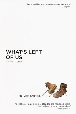 What's Left of Us by Richard Farrell