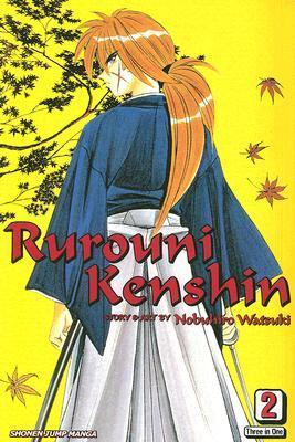 Rurouni Kenshin, Vol. 2 #4-6 by Nobuhiro Watsuki