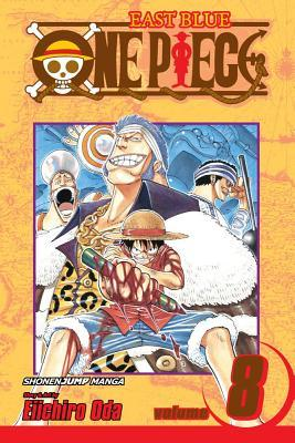 One Piece, Volume 08 (One Piece, #8)