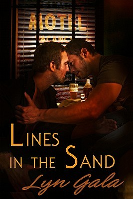 Lines in the Sand by Lyn Gala