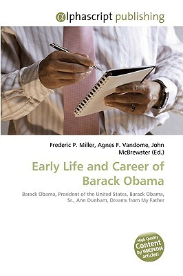Early Life and Career of Barack Obama