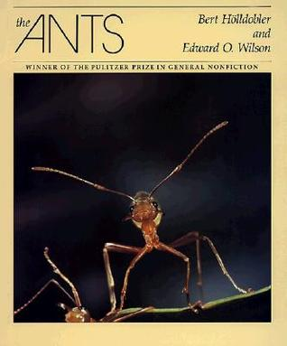 The Ants by Bert Hölldobler