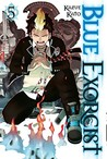 Blue Exorcist, Vol. 5 by Kazue Kato
