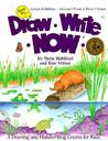 Draw Write Now Book 6: Animal & Habitats--On Land, Ponds & Rivers, Oceans