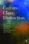 Culture, Class, Distinction