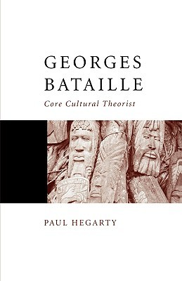 cover art for Georges Bataille (Core Cultural Theorist)