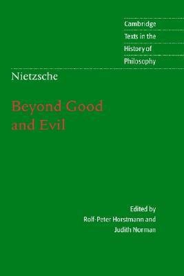Beyond Good and Evil (History of Philosophy)