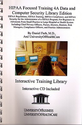 HIPAA Focused Training 4A: Data and Computer Security, Library Edition