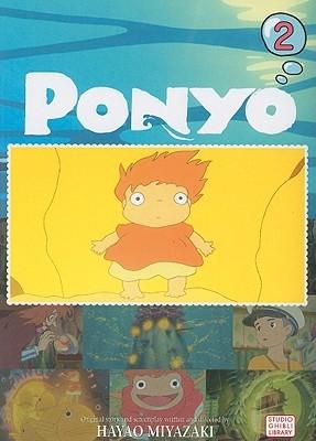 Ponyo Film Comic, Vol. 2