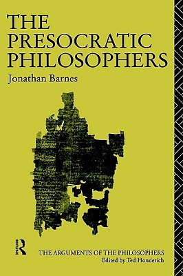 The presocratic philosophers by jonathan barnes 13424 fandeluxe Image collections