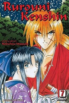 Rurouni Kenshin, Vol. 7 #19-21