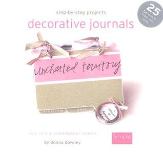 Decorative Journals by Donna Downey