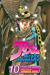 JoJo's Bizarre Adventure, Vol. 10 (Stardust Crusaders, #10)