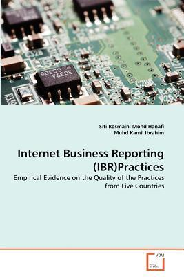 Internet Business Reporting (IBR) Practices