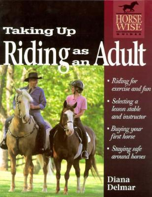Taking Up Riding as an Adult