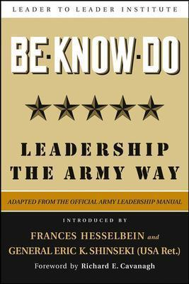 Be * Know * Do, Adapted from the Official Army Leadership Manual: Leadership the Army Way