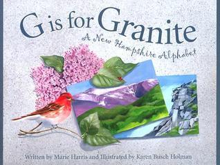 G Is for Granite by Marie Harris