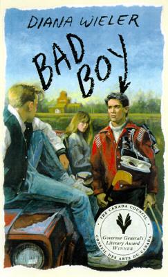 Bad Boy por Diana Wieler 978-0888990839 DJVU PDF FB2