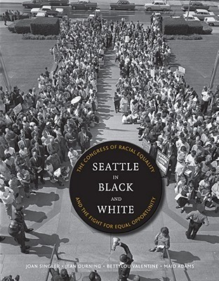 Seattle in Black and White by Joan Singler