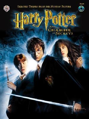 Harry Potter and the Chamber of Secrets: Sheet Music for Flute with C.D