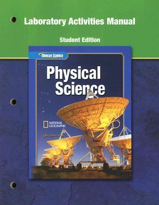 Glencoe Physical Iscience, Grade 8, Laboratory Activities Manual, Student Edition