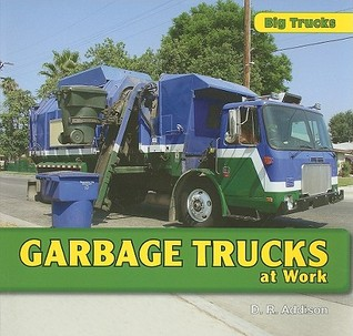 Garbage Trucks at Work