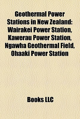 Geothermal Power Stations in New Zealand