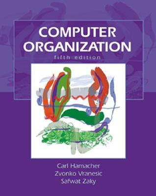 Computer Organization by V. Carl Hamacher