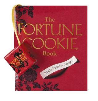 The Fortune Cookie Book: A Little Food For Thought