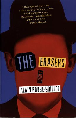 The Erasers by Alain Robbe-Grillet
