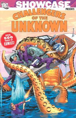 showcase-presents-challengers-of-the-unknown-vol-1