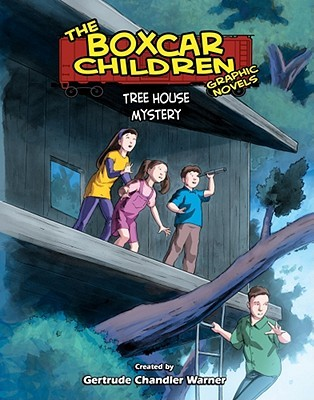Tree House Mystery (The Boxcar Children Graphic Novels, #8)