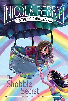 The Shobble Secret (Nicola Berry: Earthling Ambassador #2)