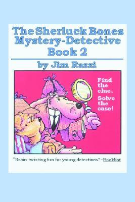 The Sherluck Bones Mystery-Detective Book 2