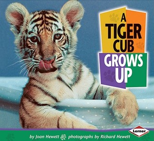 A Tiger Cub Grows Up by Joan Hewett