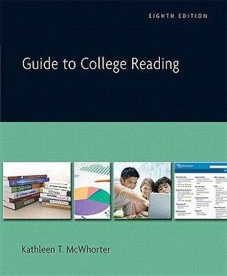 Guide to College Reading [with MyReadingLab & Academic Vocabulary: Academic Words]