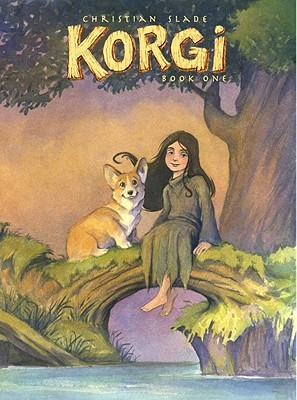Korgi, Book 1: Sprouting Wings(Korgi 1)