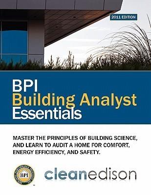 BPI Building Analyst Essentials