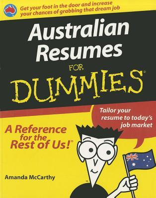 12051052 - Resume For Dummies
