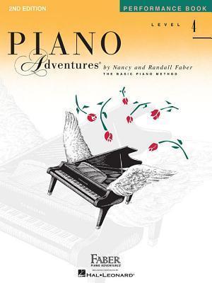 Piano Adventures Performance Book, Level 4