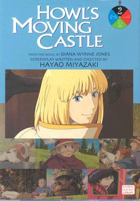 Howl's Moving Castle, Vol. 2 (Howl's Moving Castle Film Comics, #2)