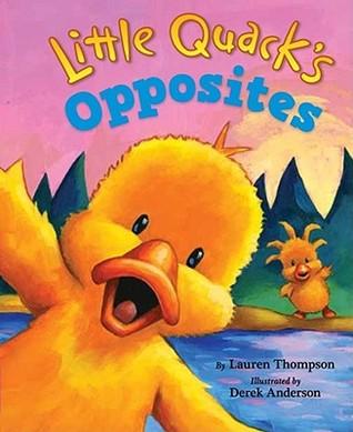 Little Quack's Opposites