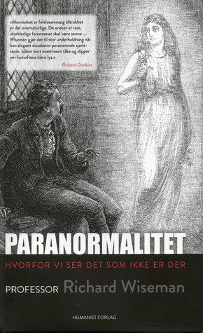 Paranormalitet by Richard Wiseman